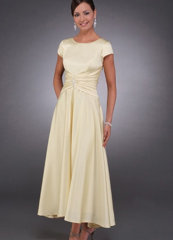 Платье на свадьбу для мамы жениха летом 2017-2018