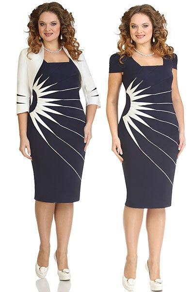 Модный портал. нарядные платья для полных женщин - Все о моде