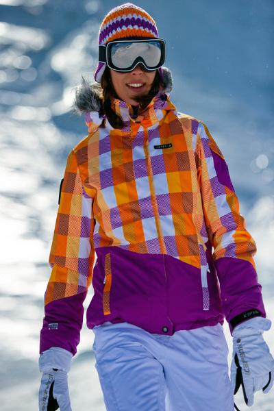 Спо��ивная зимняя одежда для жен�ин