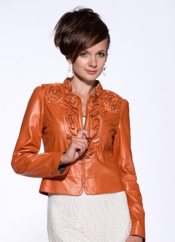 Оранжевая Куртка