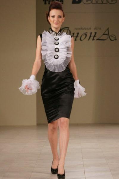 Оригинальные платья фасоны