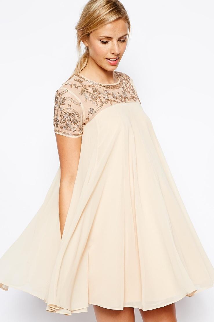 Праздничные платья для беременных