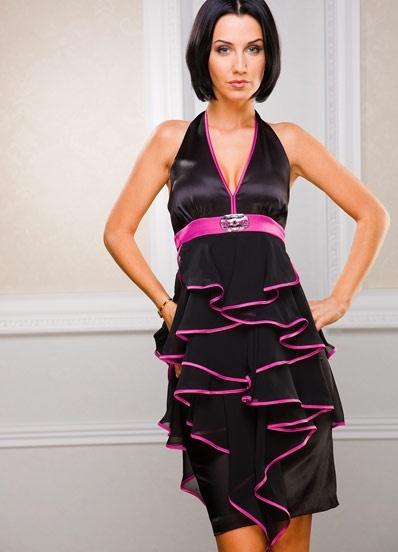 Выкройка летнего платья с воланами. Лучшие картинки со всего интернета