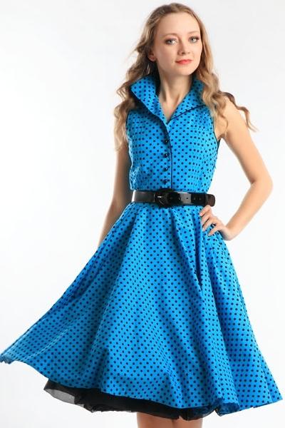 Платье солнце