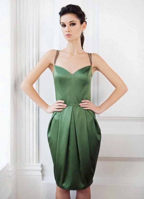 Платье тюльпан