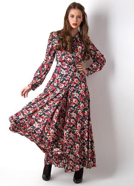 Платья из хлопка