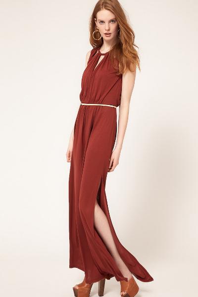 Платье С Разрезом Доставка