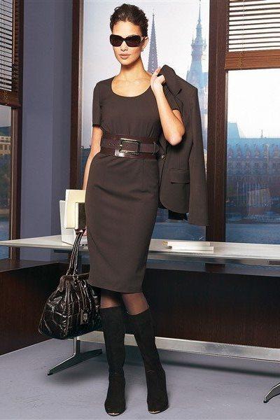 Платья фасон для женщин на 30 лет