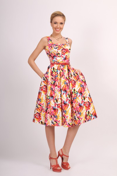 Хлопковые платья для дома