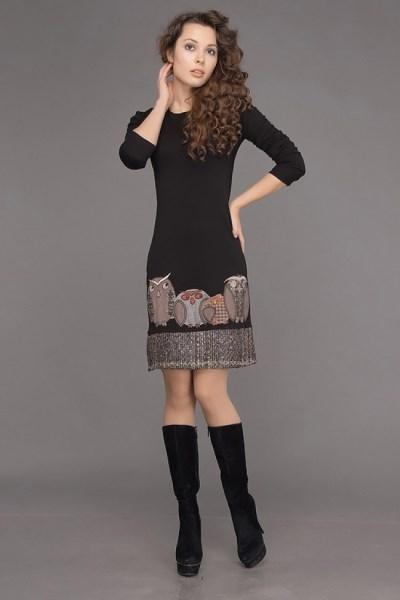 Короткое платье на повседневку