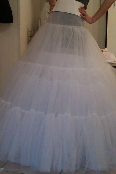 Как сделать подъюбник своими руками для платья