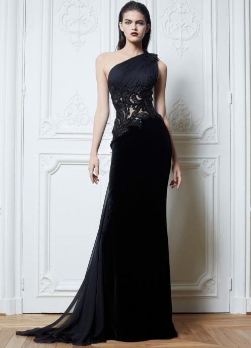 Роскошные вечерние платья 1