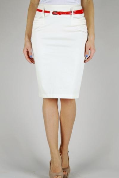 юбка белая фото