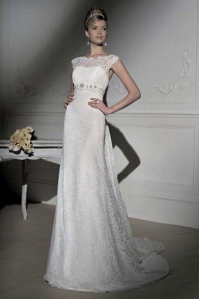 Самое красивое свадебное платье 1