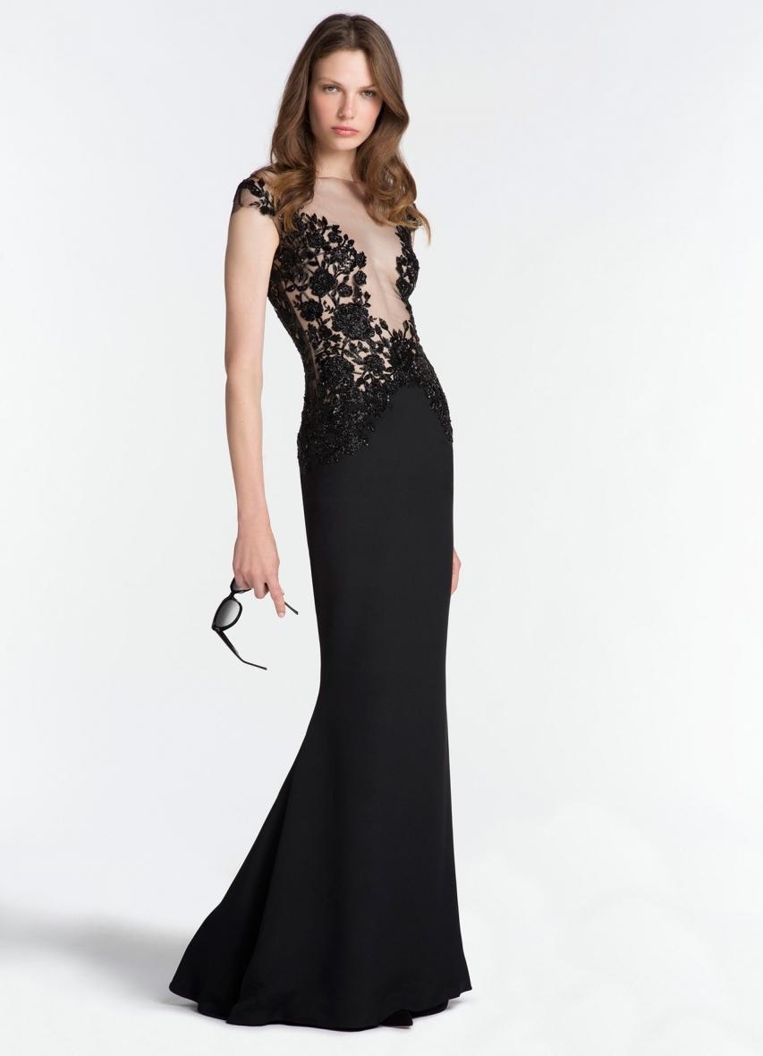 Простые красивые вечерние платья