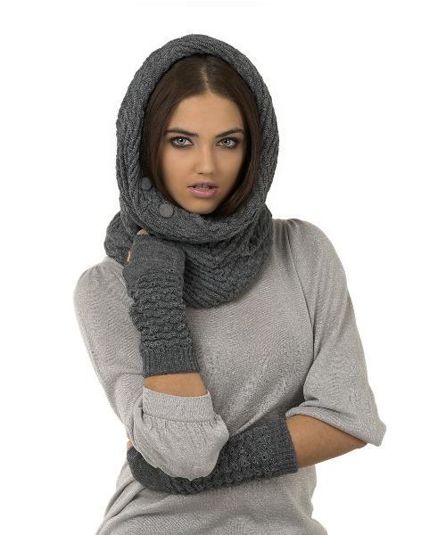 Шапка-труба - это очень модный головной убор, который особенно популярен среди молодых девушек