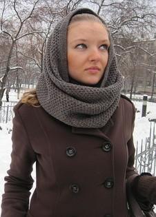 Схемы вязания » шапка труба узоры.