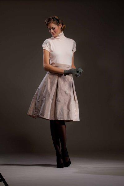 Широкие юбки
