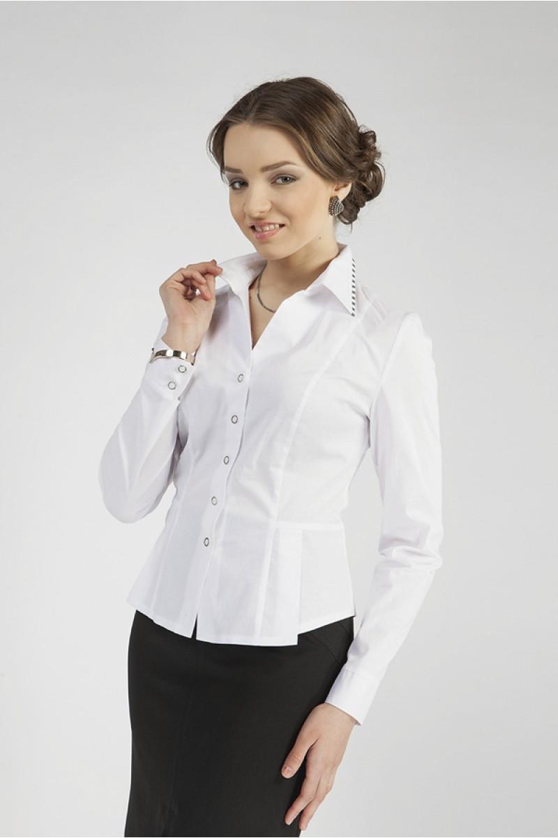 Купить Блузку Белую Для Школы