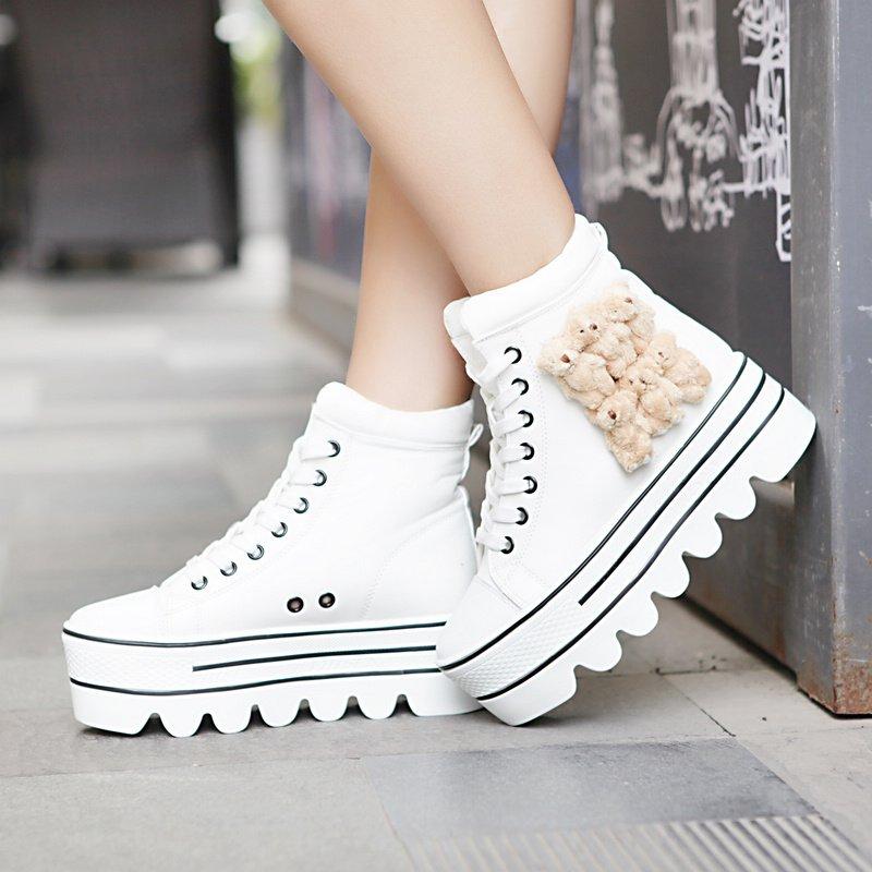 Шнуровка кроссовок с 7 дырками