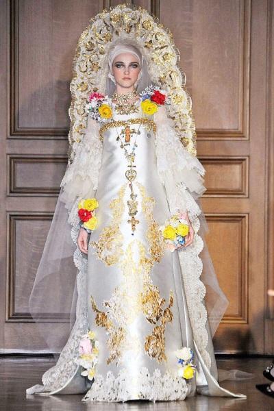 Wedding Saloon :: Шокирующее свадебное платье - Свадебные платья и
