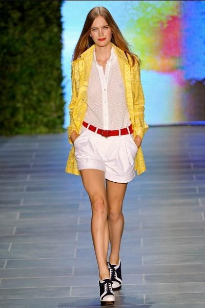 Шорты модные 2011