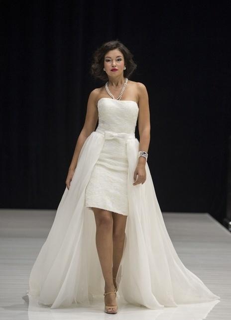 Самые стильные свадебные платья этого сезона Звездасток