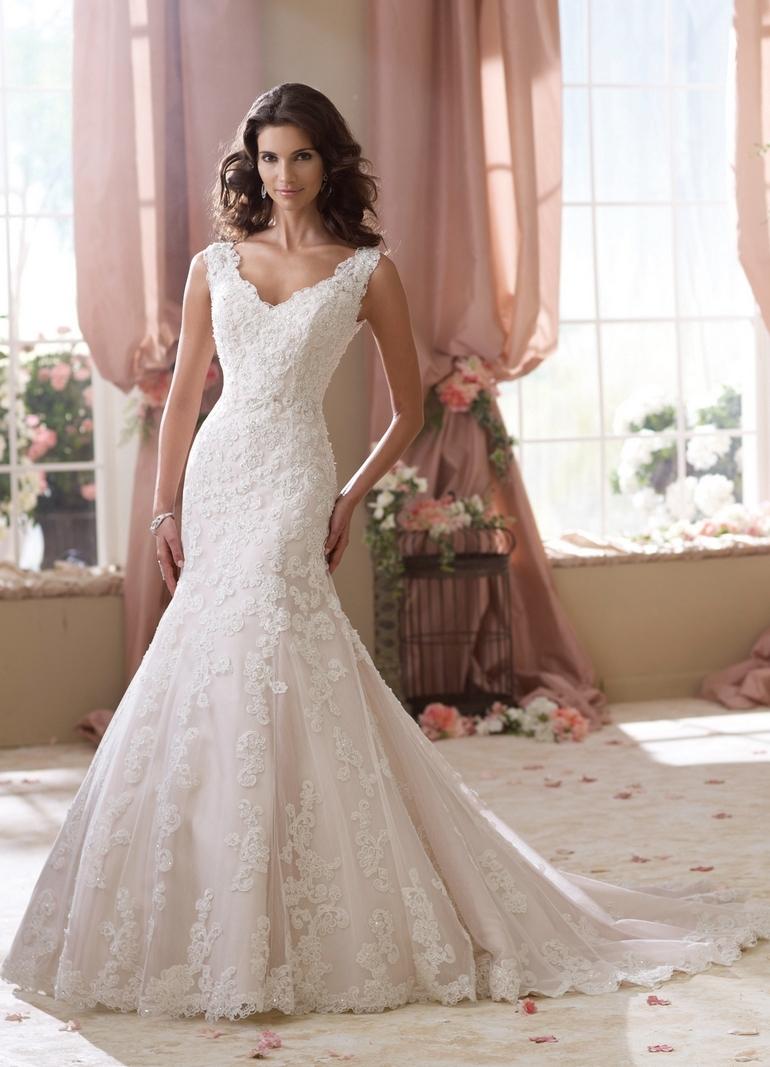 мода: свадебные платья 2015 фото