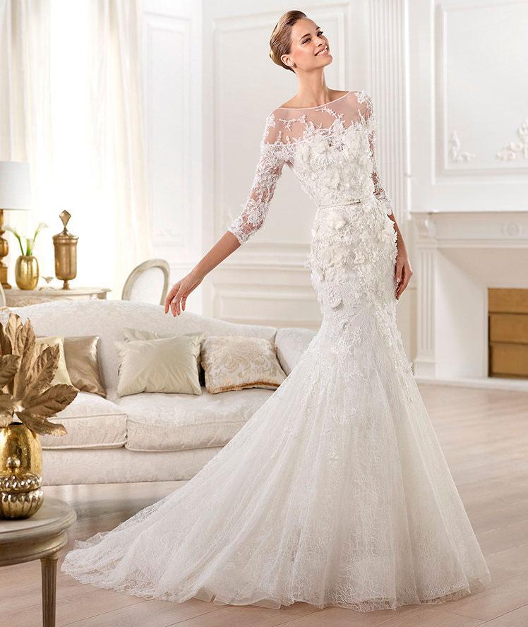 Свадебные платья Эли Сааб 4