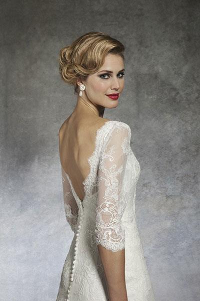 Фото коротких свадебных платьев для зимней свадьбы