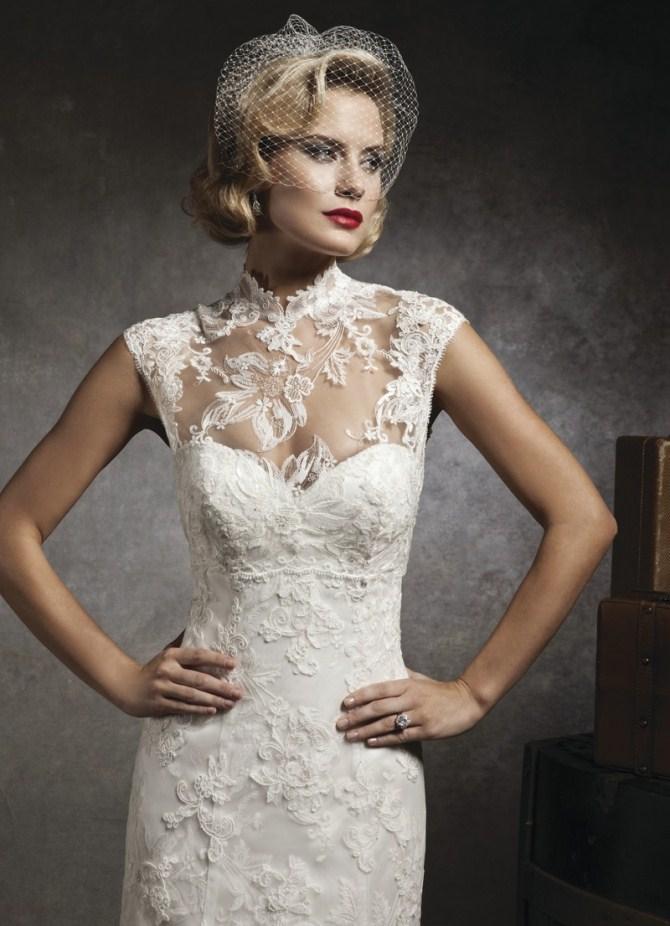 Свадебные платья на девушках фото