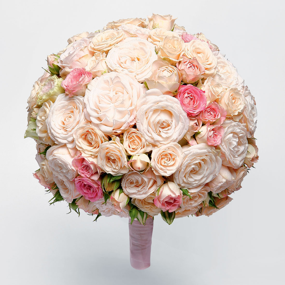 Свадебный букет из роз 9
