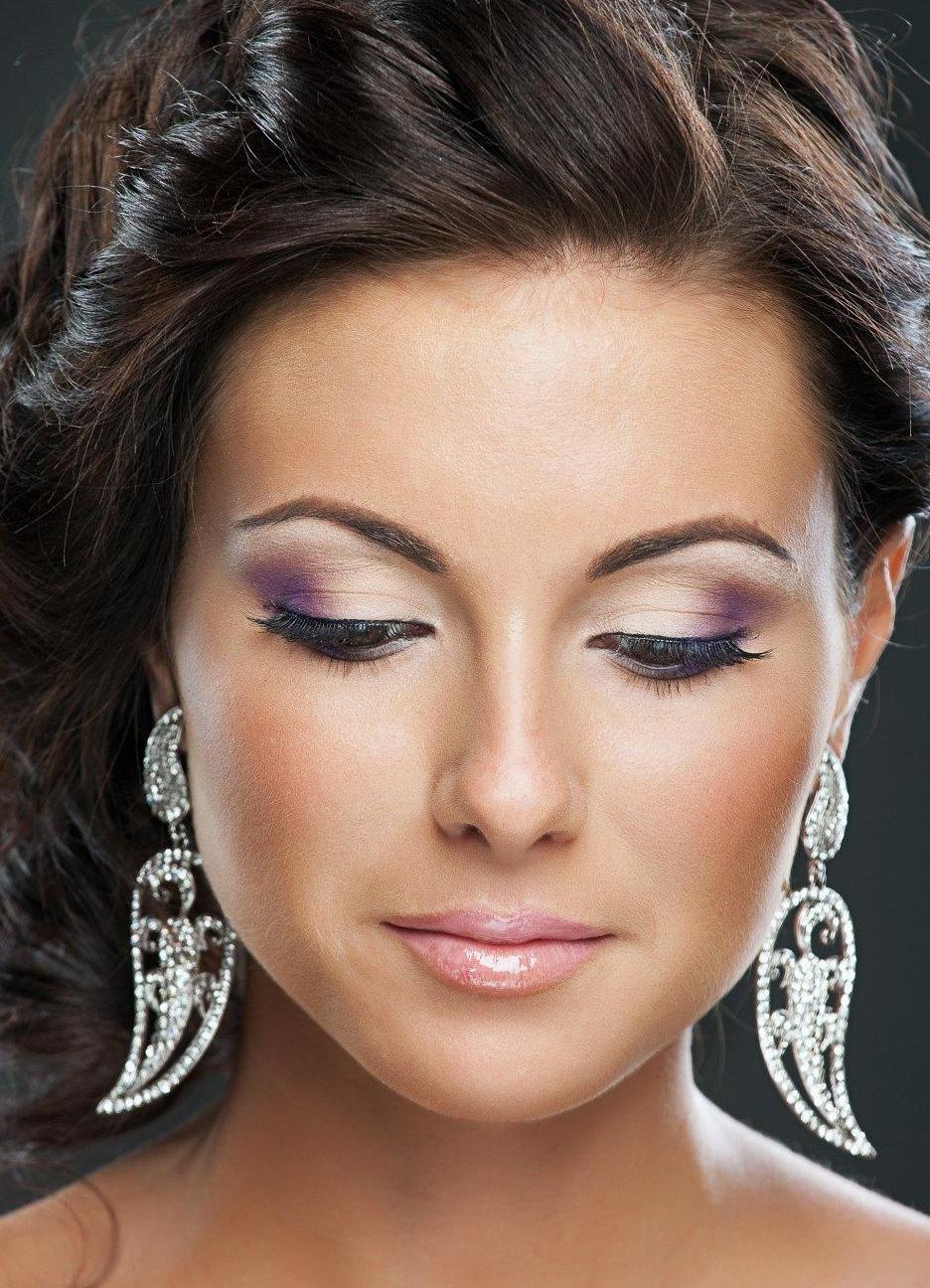 Посмотреть свадебного макияжа