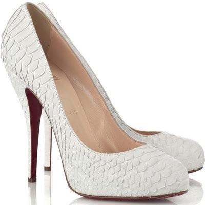 Туфли на свадьбу: какие выбрать рекомендации