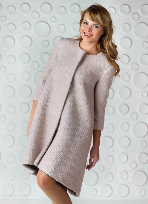 Женское пальто весна 2015 от Come Prima воплощает основные В каталоге женских пальто весна 2015 снова появятся