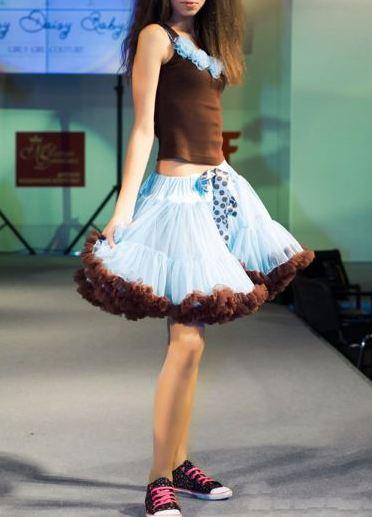 Если вы счастливая обладательница таких достоинств фигуры, то смело отправляйтесь за покупкой юбки американки