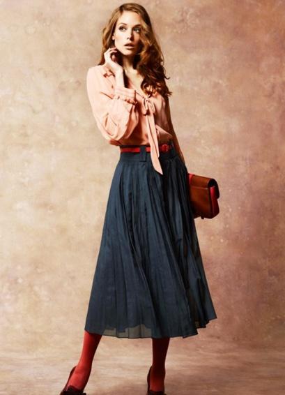 Фасоны юбки татьянки