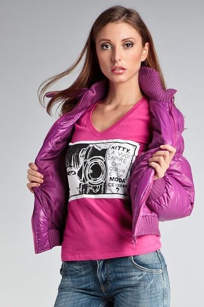 куртки легкие женские фото