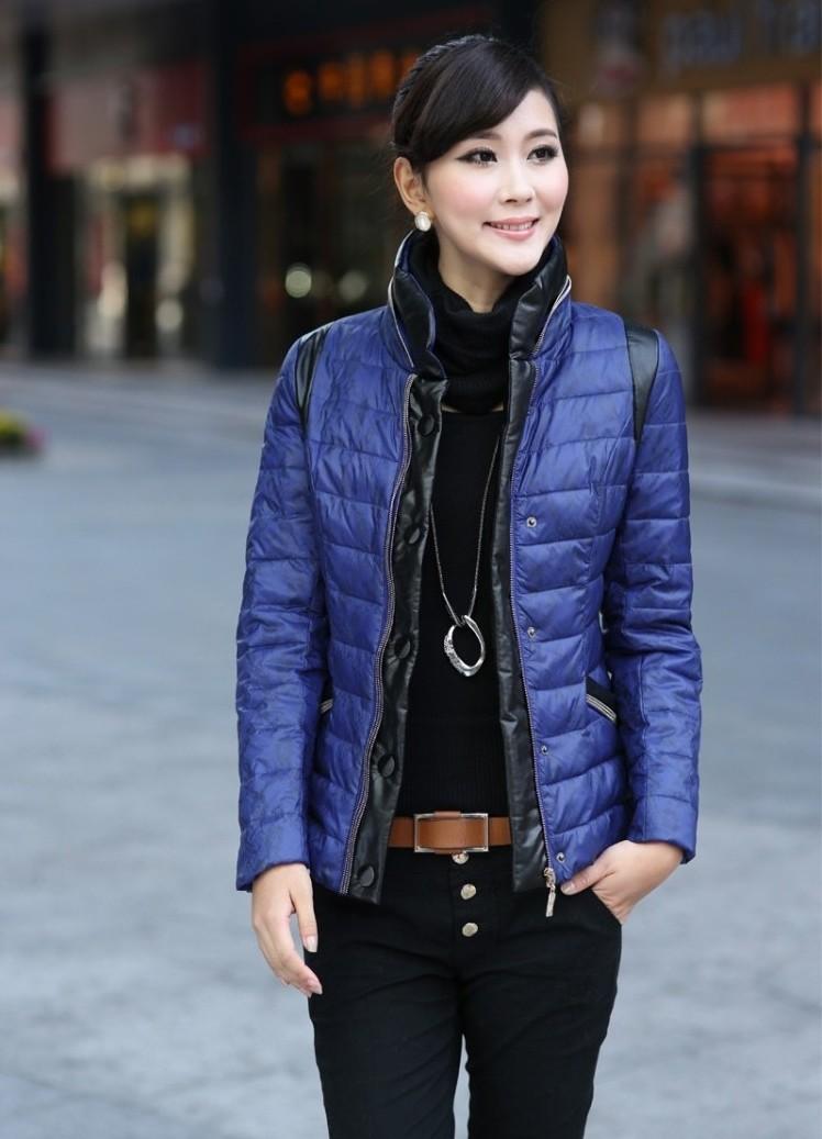 Женские демисезонные куртки с отделкой из норки astrid
