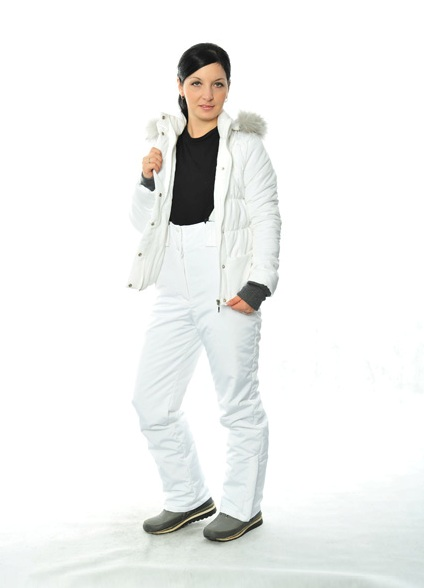Куртки и брюки зимние