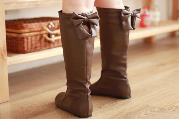 Зимняя обувь для подростков 1