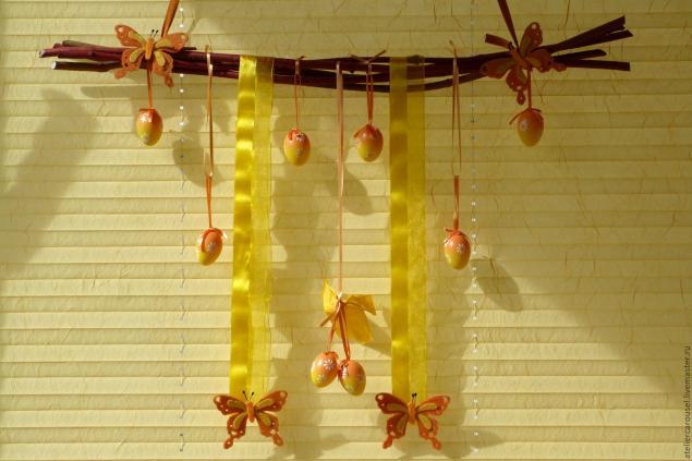 Поделки для украшения дома из подручных материалов