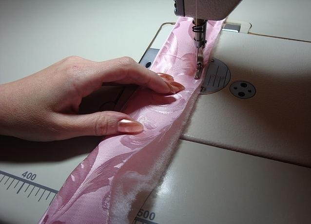 как сшить декоративную подушку 9