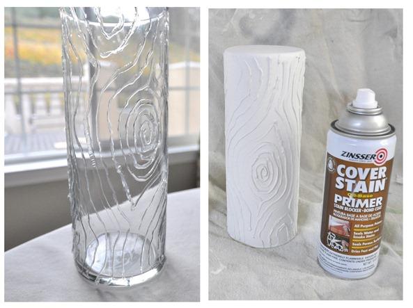 декорирование вазы своими руками 2