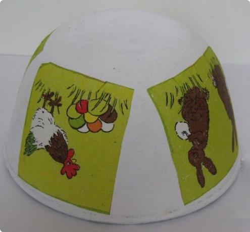 декупаж тарелки мастер класс 10