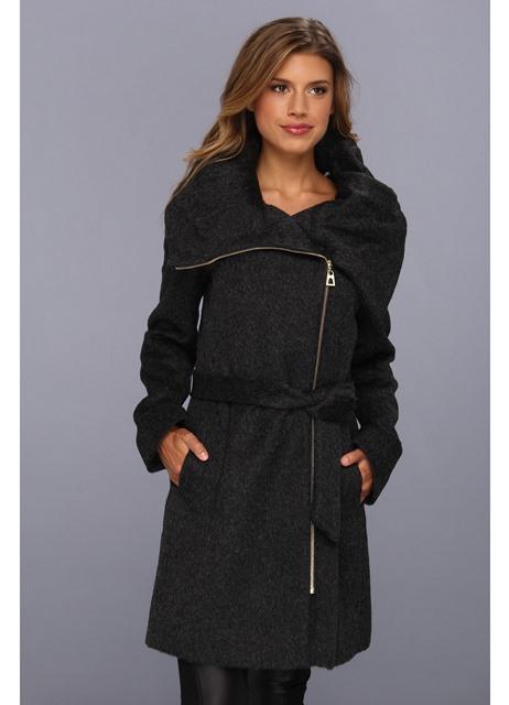 демисезонное пальто фото