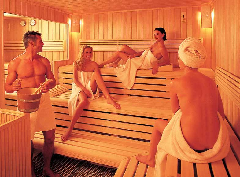 Ласки в бане