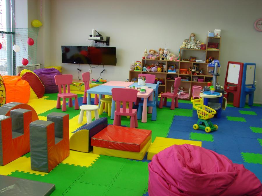 игровая комната детям дома сейчас