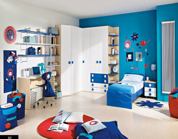 Комната для мальчика - 100 отличных идей! - - Дизайн детской
