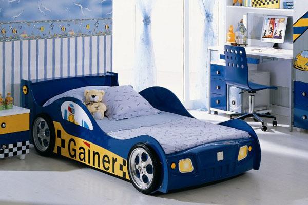 кровать для мальчиков фото